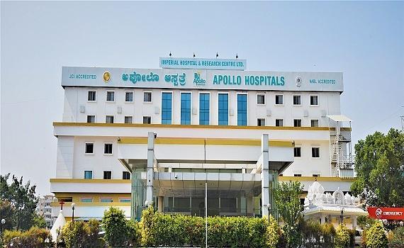 Apollo Hospitals, Bengaluru in Gurgaon, Haryana, India