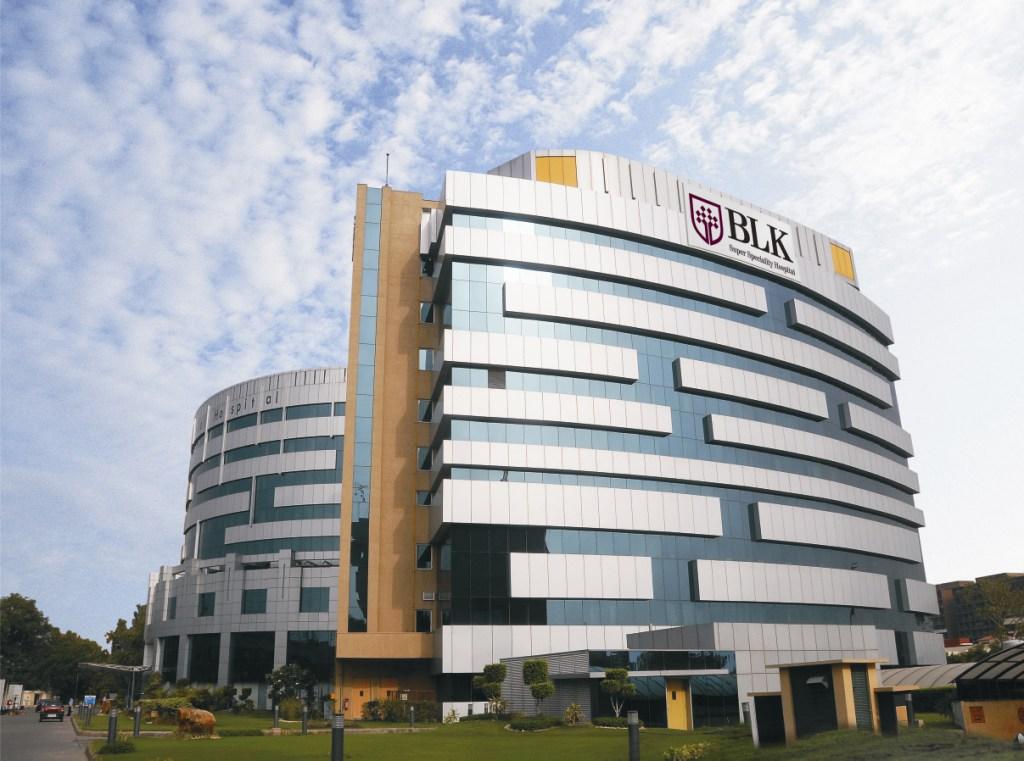 BLK Super Speciality Hospital