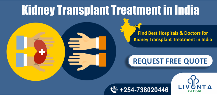 Top 10 Kidney transplant Hospital in India