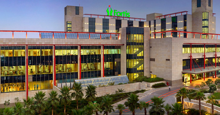 Fortis Memorial Research Institute Gurgaon
