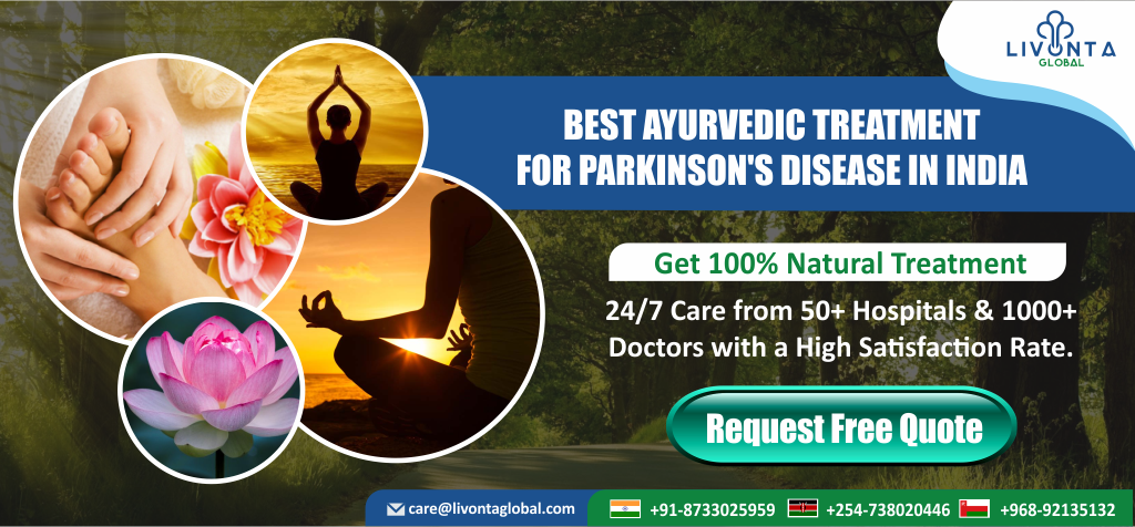Best Ayurvedic Treatment for Parkinson's Disease in India