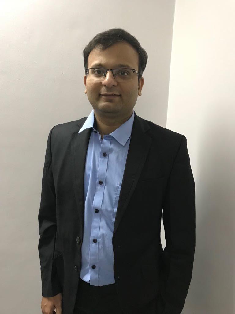 Dr. Jamin Shah
