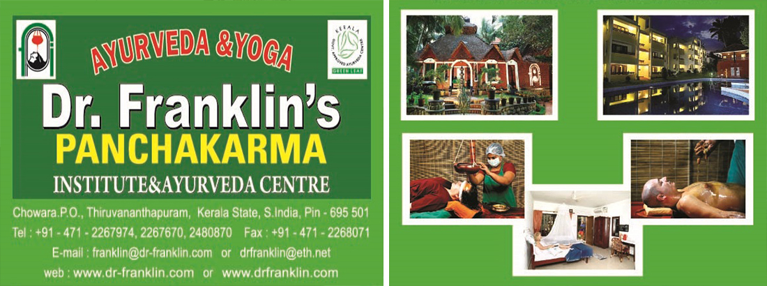 Dr. Franklin's Panchakarma Institute & Ayurveda Centre