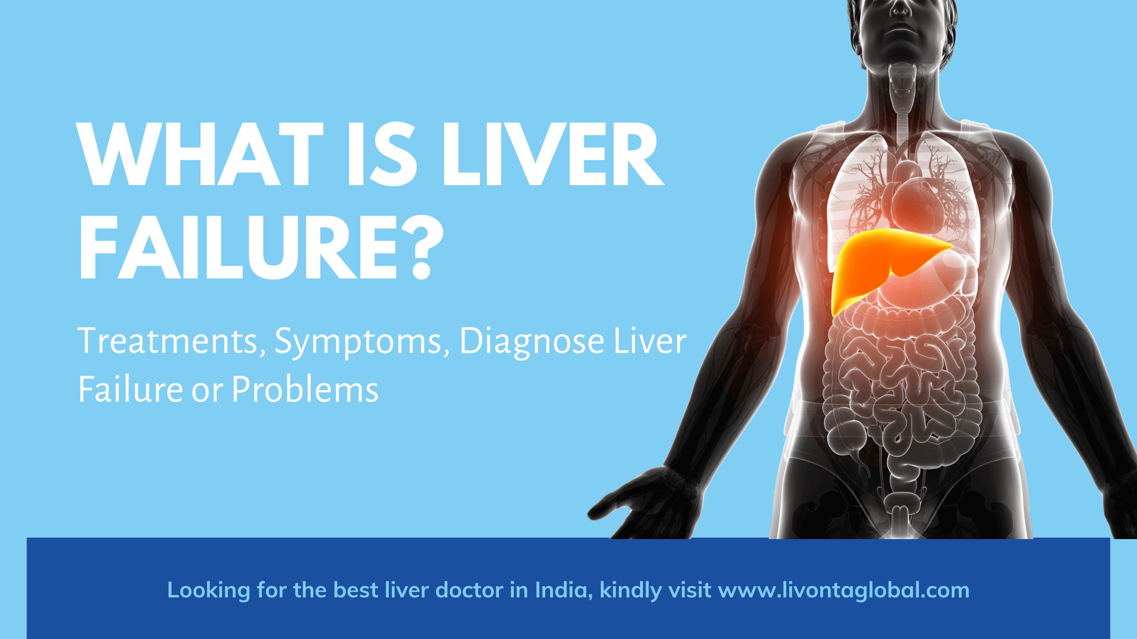 liver failure treatments