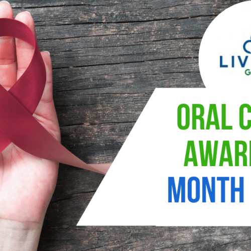 April Is Oral Cancer Awareness Month - 2021