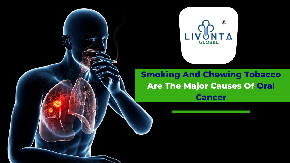 Oral cancer is the unrestrained growth of abnormal cells in the mouth cavity. This often led to the formation of a tumour. Oral cancers primarily develop on the tongue, lower lip, and floor of the mouth. Smoking and chewing tobacco are the prime responsible factors for developing oral cancer.