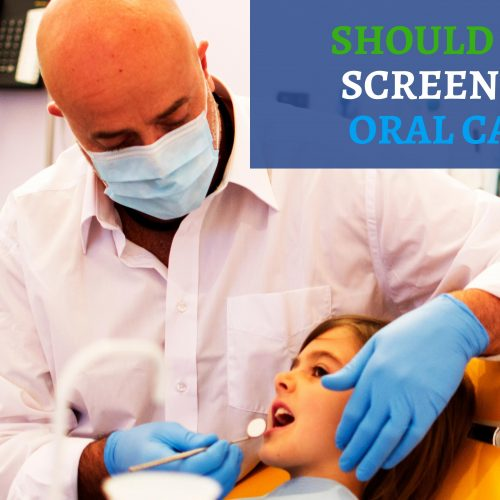 Should you be screened for oral cancer?